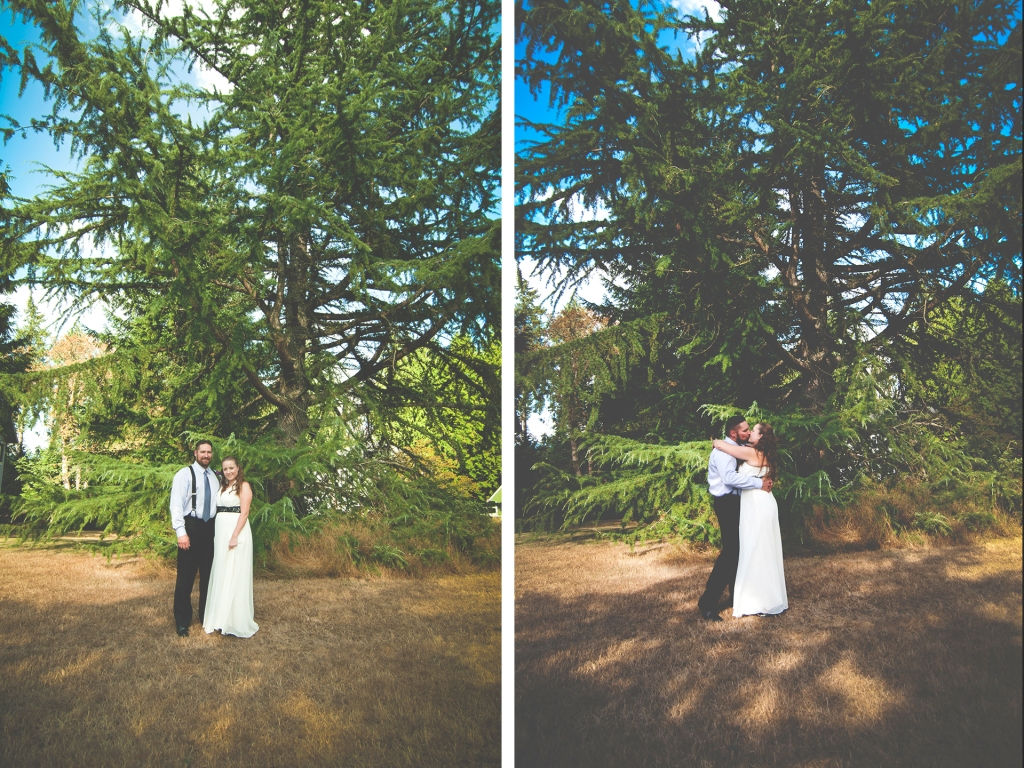 Bride and groom photo by the woods by Jane Speleers photography_DSC6606