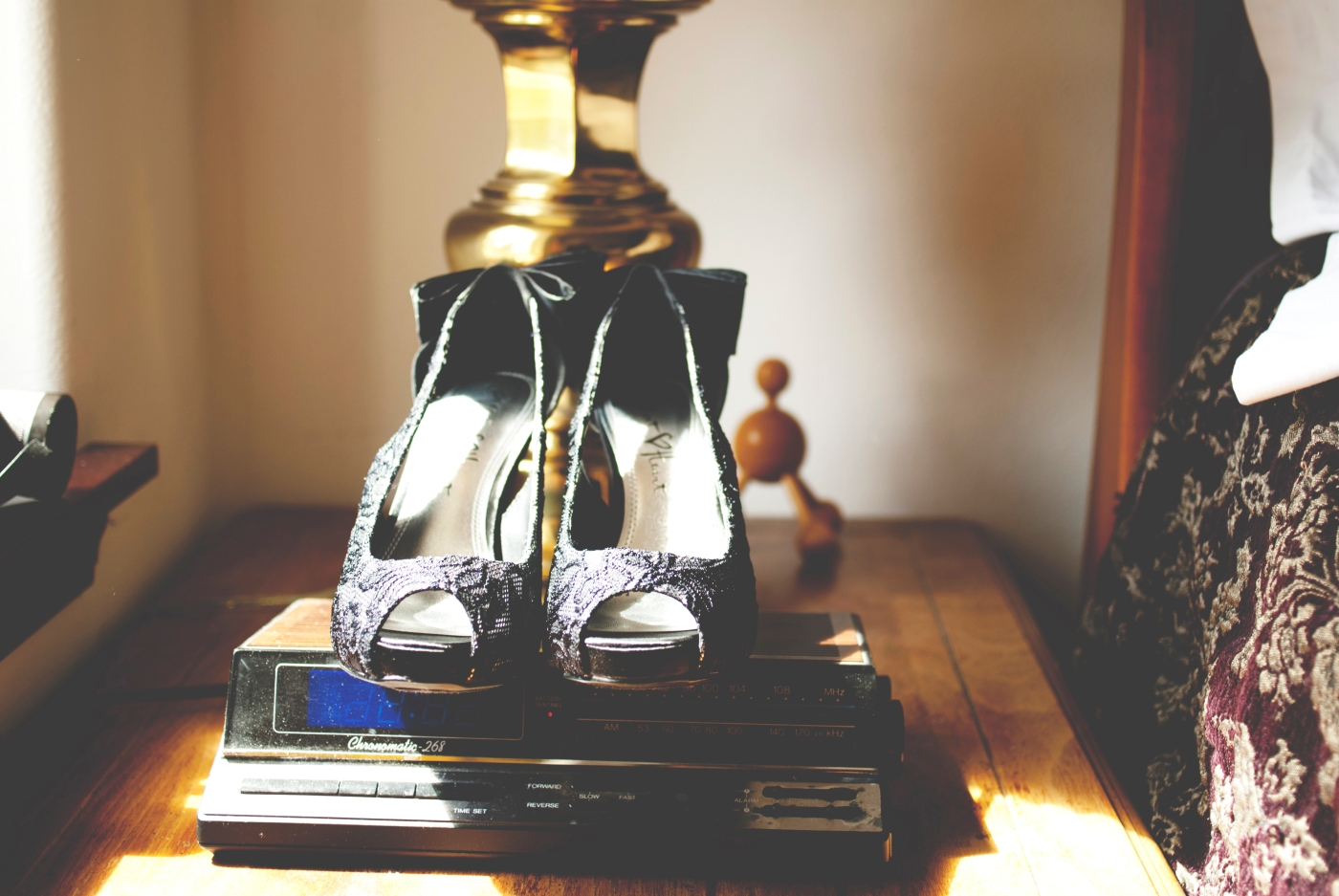 wedding shoes vintage photo_DSC6643