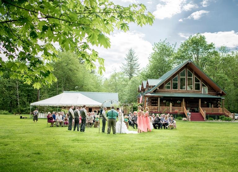 A+J wedding at wallace falls lodge outdoorDSC_8523