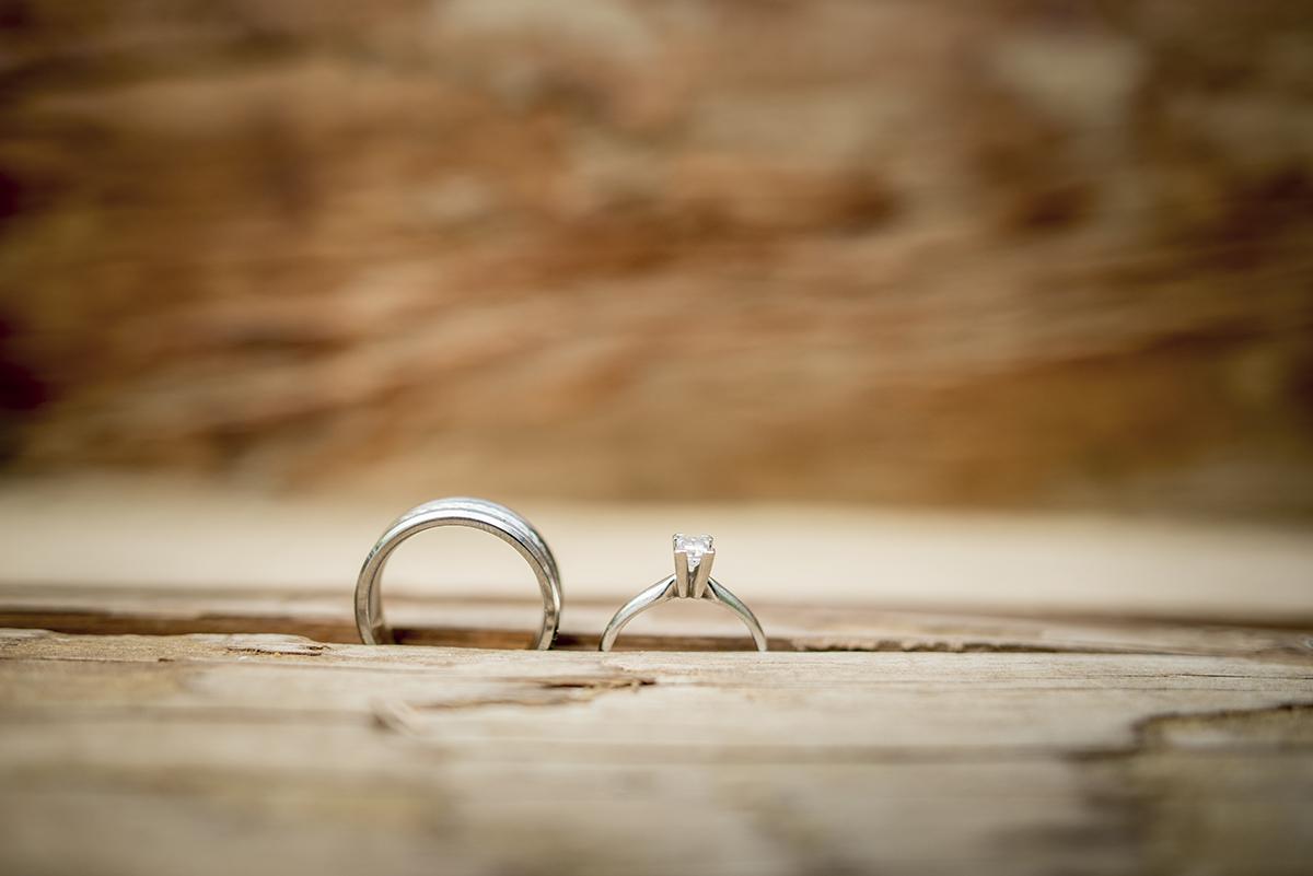 A+J wedding rings on wood DSC_8795