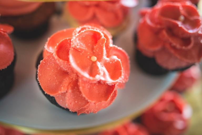 Cup cakes by Jane Speleers D+T