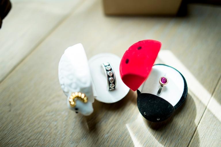 cute ring holder ideas