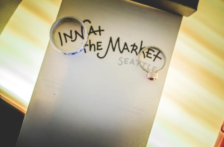 rings at the Inn at the market