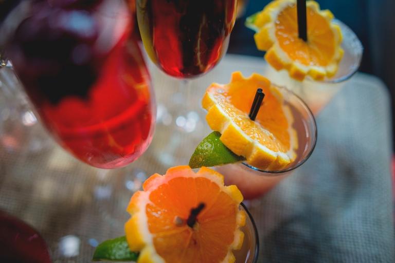 variety drinks D+T
