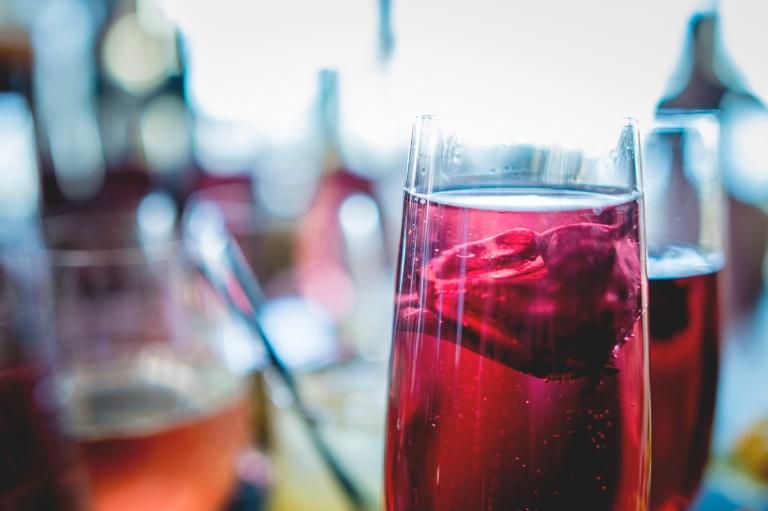 wedding drinks ideas D+T