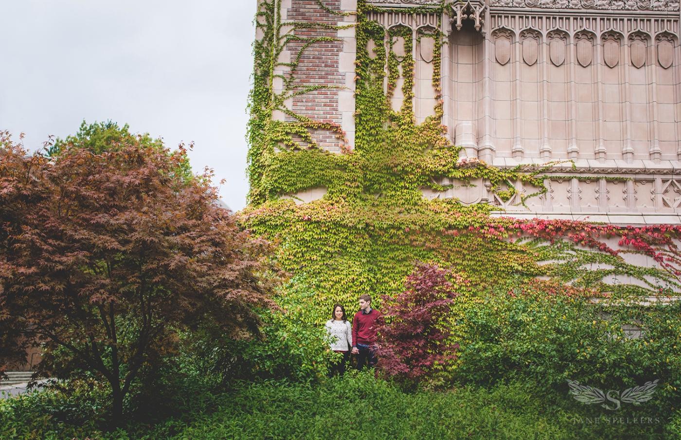 Engagement session at UW University of Washington R+E 2014 DSC_5605