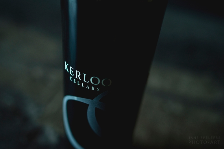 1 Kerloo Cellars bottle Malbec By Jane Speleers photography. All Rights reserved