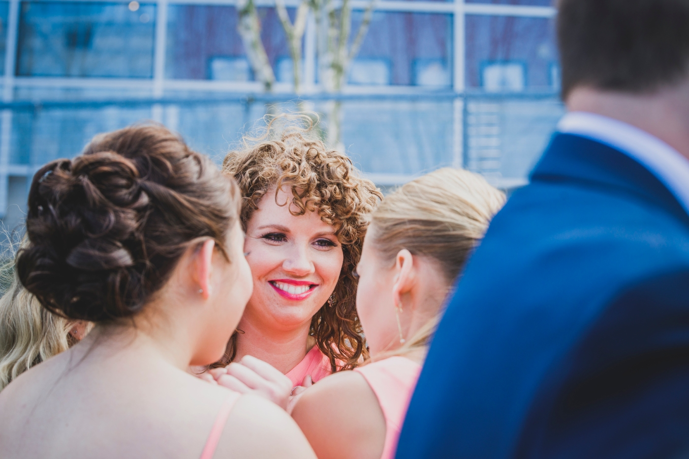 DSC_2277Everett_Wedding_Ballroom_Jane_Speleers_photography_Rachel_and_Edmund_Bridesmaids_peach_dresses_groomsmen_2017